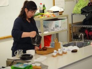 台湾茶の茶芸
